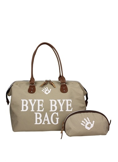 Bye Bye Bag Anne Bebek Bakım Çantası Renkli